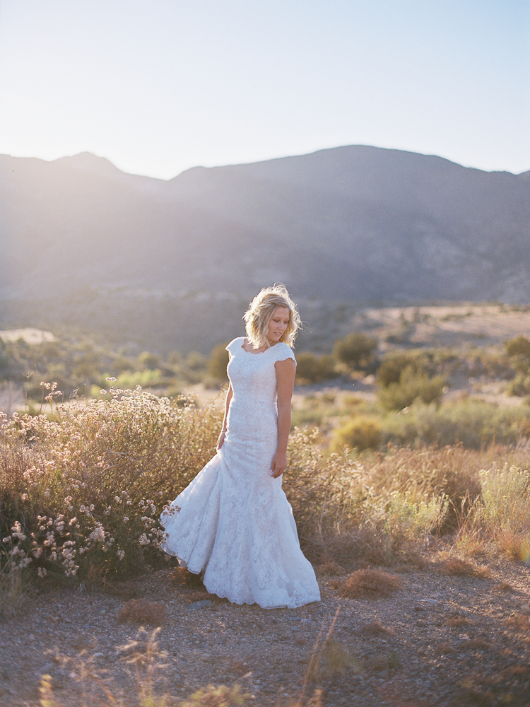 High Desert Wedding � Ben Christensen Photography